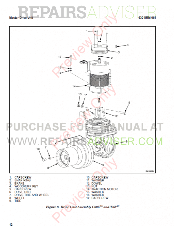 Hyster Class 3 For A476 Electric Motor Hand Trucks PDF Manual, Manuals for Trucks by www.repairsadviser.com