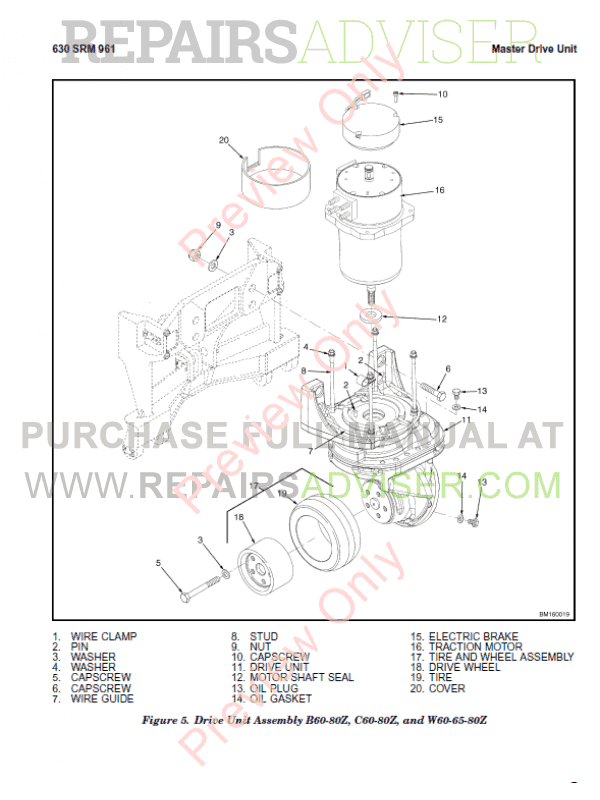 Hyster Class 3 For A478 Electric Motor Hand Trucks PDF Manual, Manuals for Trucks by www.repairsadviser.com
