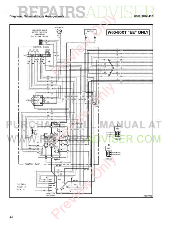 Hyster Class 3 For A498 Electric Motor Hand Trucks PDF Manual, Manuals for Trucks by www.repairsadviser.com
