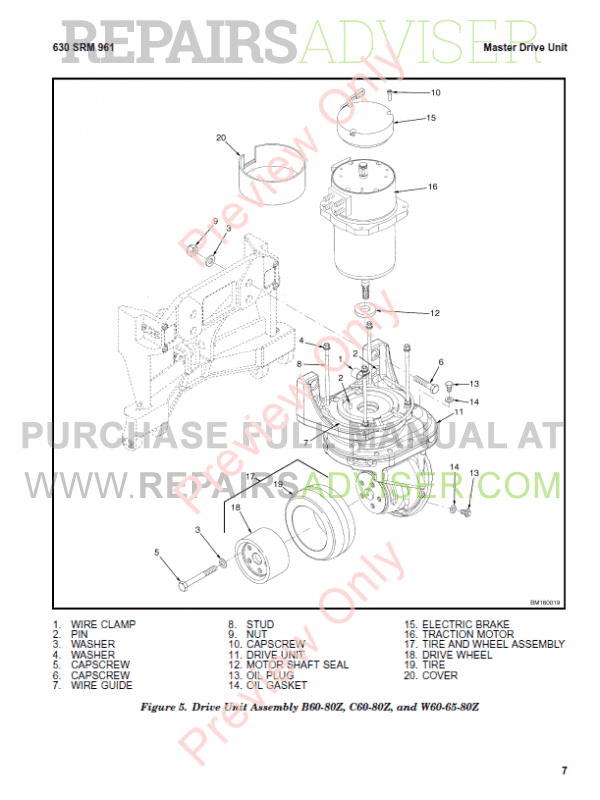 Hyster Class 3 For B233 Electric Motor Hand Trucks PDF Manual, Manuals for Trucks by www.repairsadviser.com