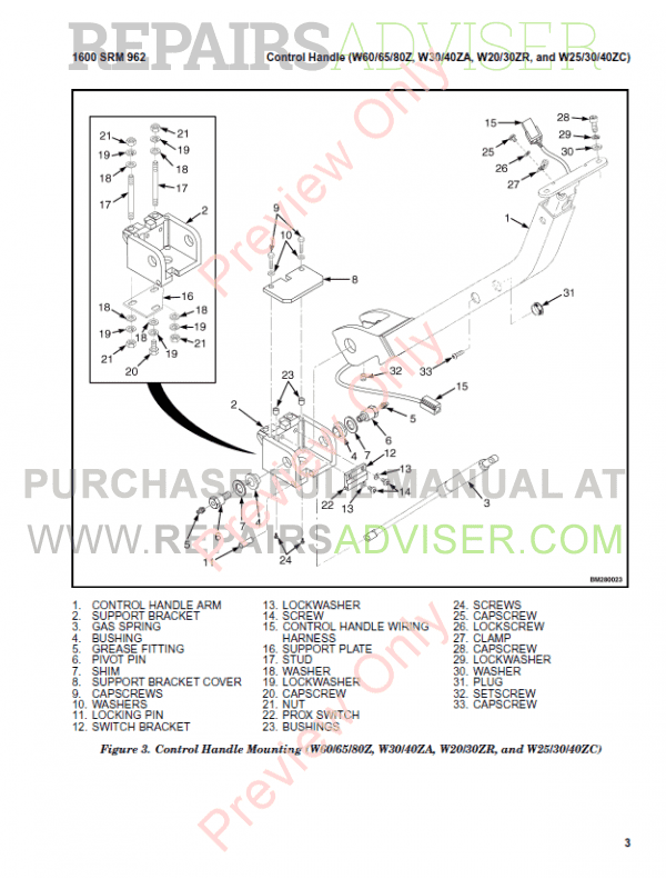 Hyster Class 3 For B453 Electric Motor Hand Trucks PDF Manual, Manuals for Trucks by www.repairsadviser.com