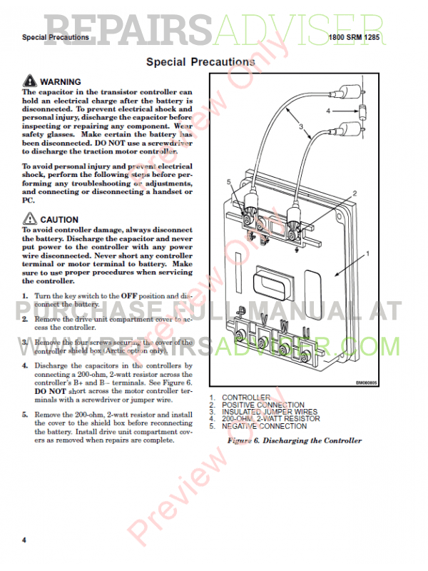 Hyster Class 3 For B476 Electric Motor Hand Trucks PDF Manual Download