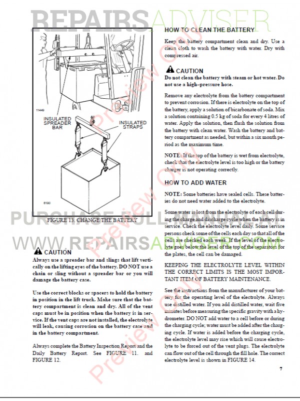 Hyster Class 3 For D135 Electric Motor Hand Trucks PDF Manual, Manuals for Trucks by www.repairsadviser.com