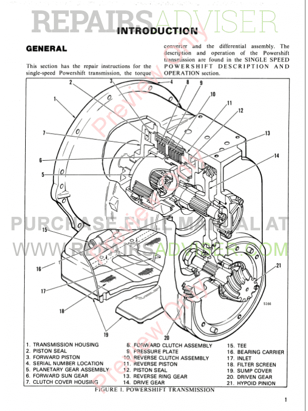 hyster class 4 for d002 internal combustion engine trucks