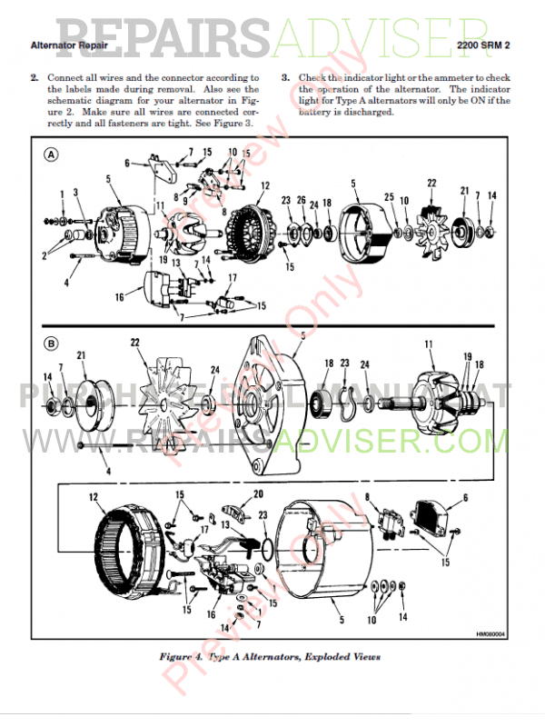 Hyster Class 4 For F004 Europe Internal Combustion Engine Trucks PDF Manual, Manuals for Trucks by www.repairsadviser.com