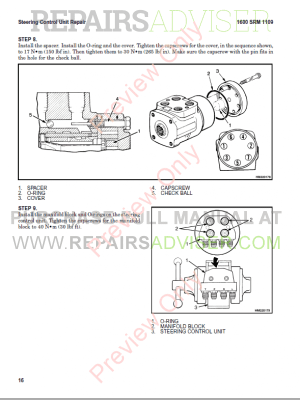 Hyster Class 5 For B222 Europe Internal Combustion Engine Trucks PDF Manual, Manuals for Trucks by www.repairsadviser.com