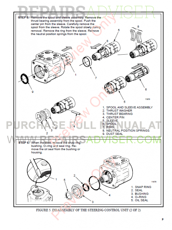 Hyster Class 5 For D005 Europe Internal Combustion Engine Trucks PDF Manual, Manuals for Trucks by www.repairsadviser.com