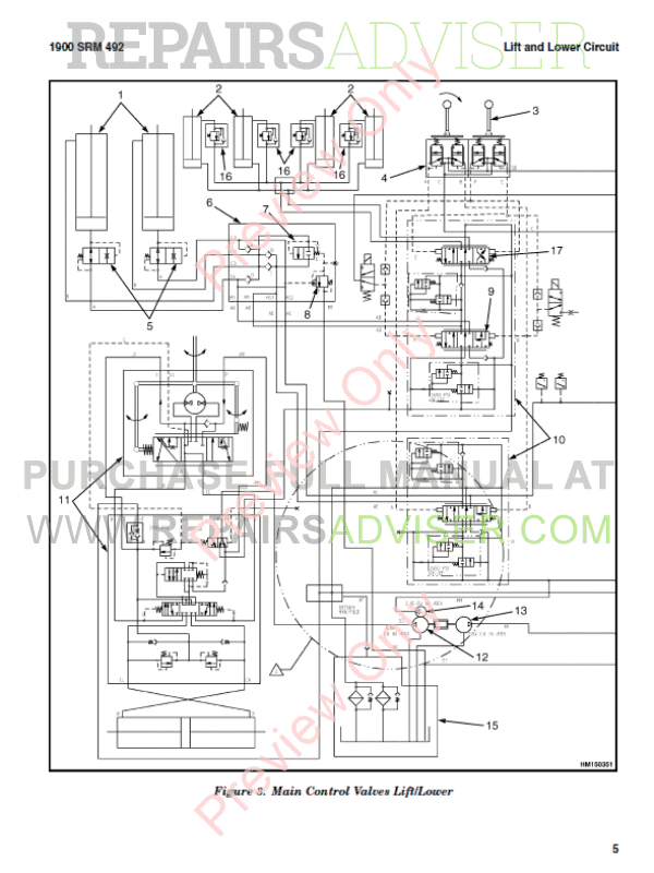 Hyster Class 5 For E008 Europe Internal Combustion Engine Trucks PDF Manual, Manuals for Trucks by www.repairsadviser.com