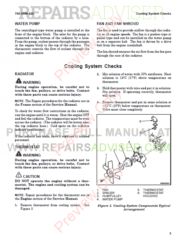 Hyster Class 5 For E019 Internal Combustion Engine Trucks PDF Manual, Manuals for Trucks by www.repairsadviser.com