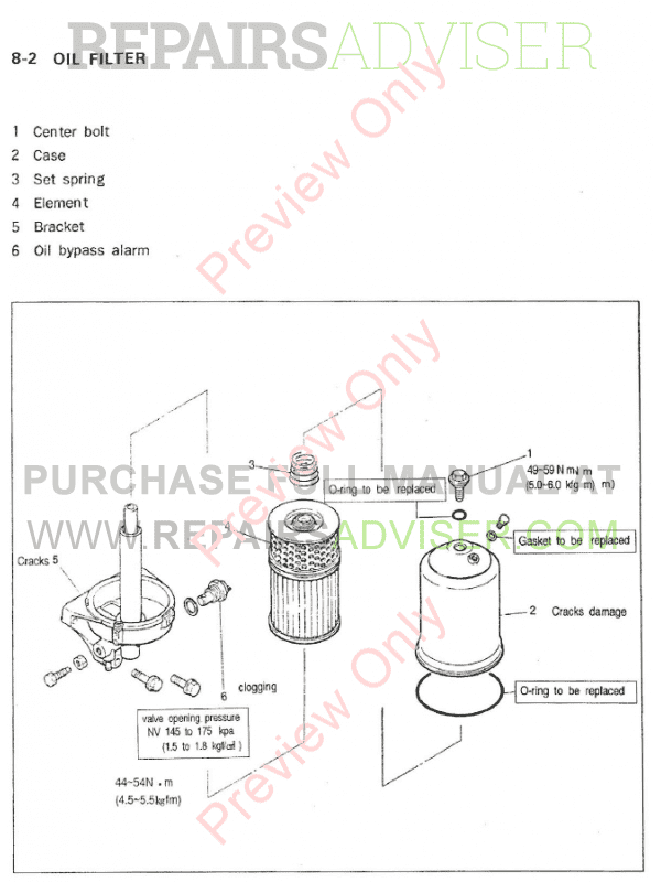 Caterpillar d6b service manual