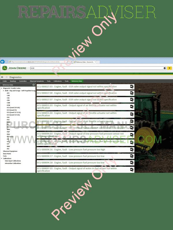 john deere service advisor v5 2 agriculture and turf equipment division 2017 download Deutz-Fahr Combines deutz fahr agroplus 87 service manual