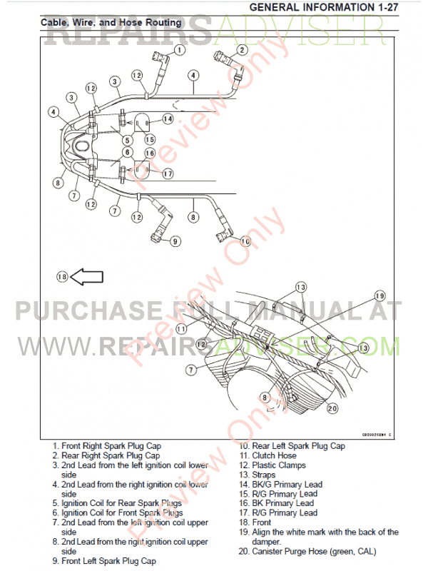 Kawasaki vn 1500 Repair Manual download