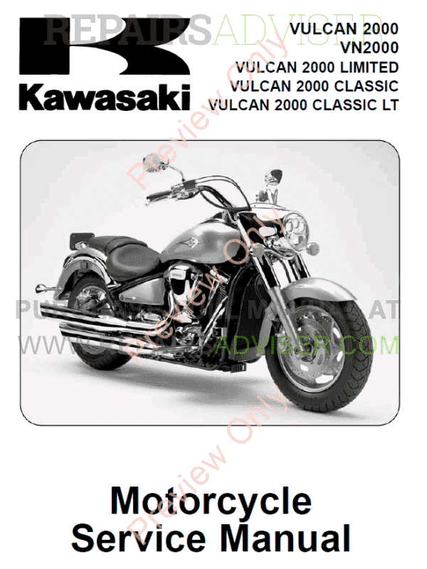 service manual free download motorcycle