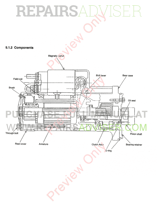man diesel engine manual pdf