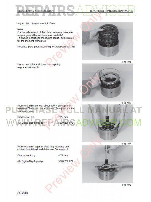 komatsu wa270 3 wa270pt 3 wheel loaders shop manual pdf. Black Bedroom Furniture Sets. Home Design Ideas
