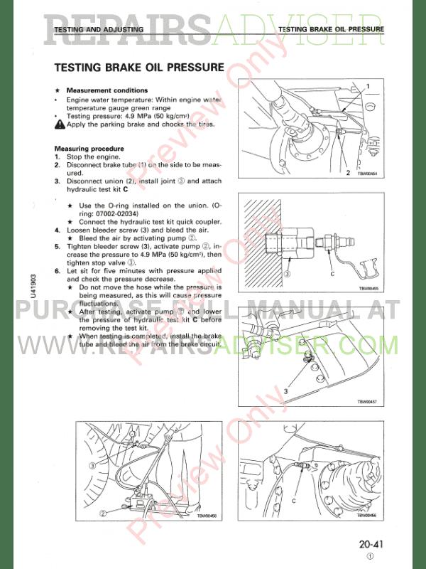 komatsu wa320 3 wheel loader shop manual pdf download. Black Bedroom Furniture Sets. Home Design Ideas