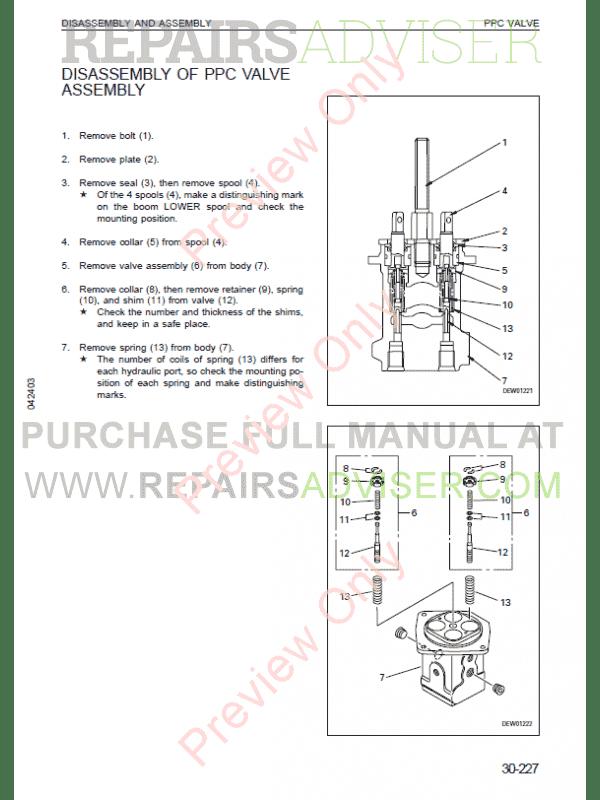 komatsu wa470 3 wheel loader shop manuals pdf download. Black Bedroom Furniture Sets. Home Design Ideas