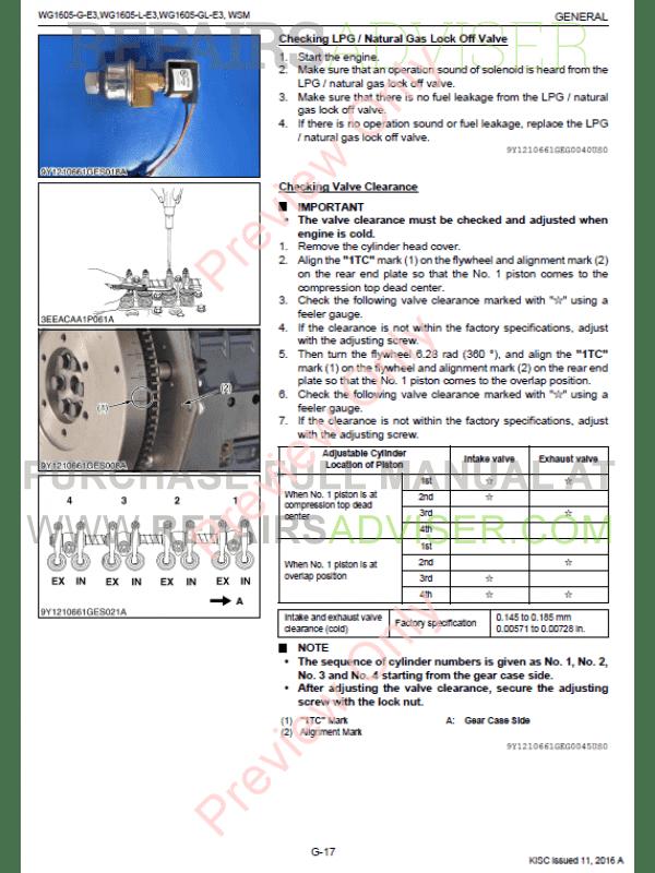 Gas Engines: Komatsu Natural Gas Engines