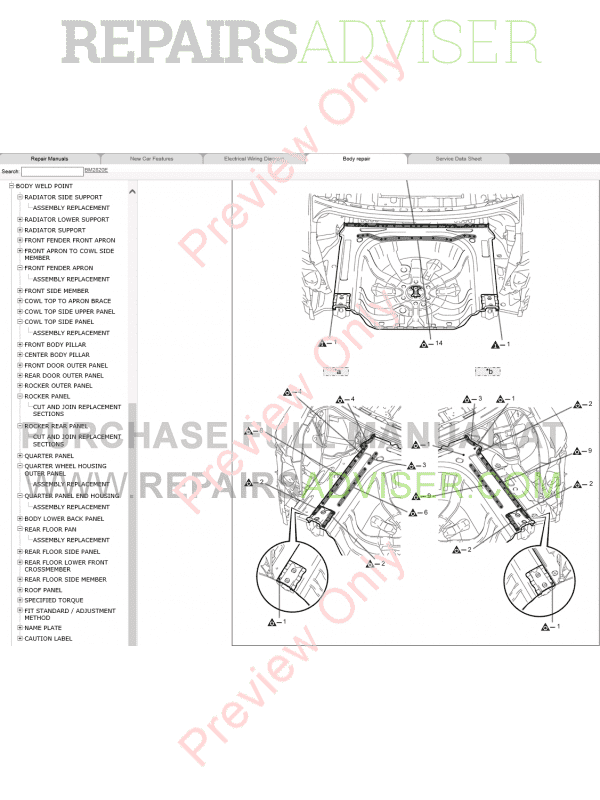 lexus es200  es250  es350 repair manual 07  2015 download