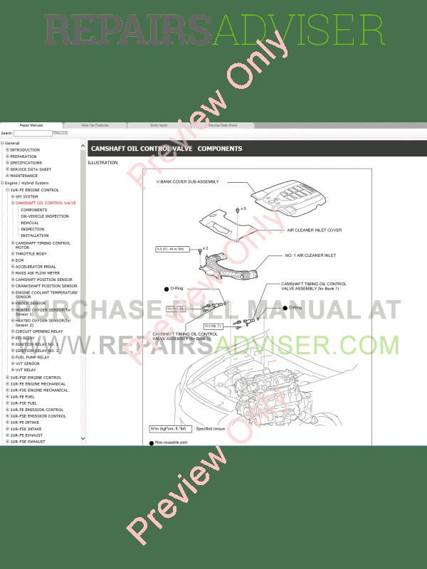 scion factory service manuals auto repair manuals html