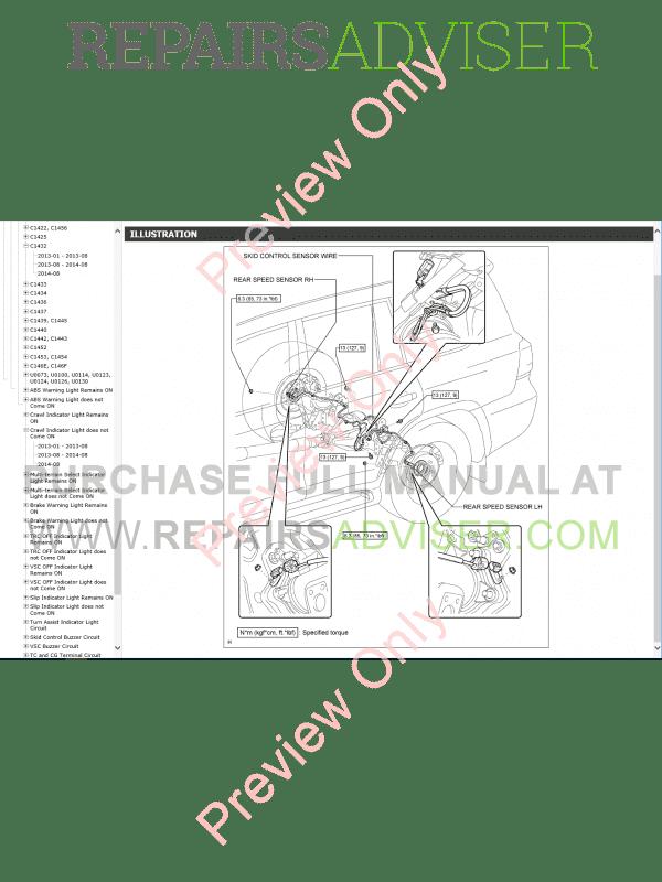 Gs300 Wiring Diagram Pdf : Lexus gs engine scematic diagram lx