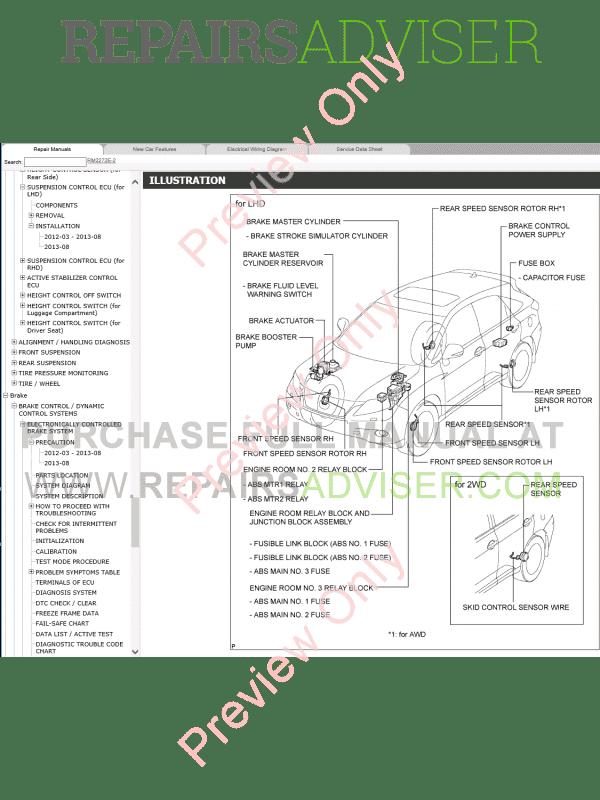 service manual  free repair manual 2012 lexus rx hybrid