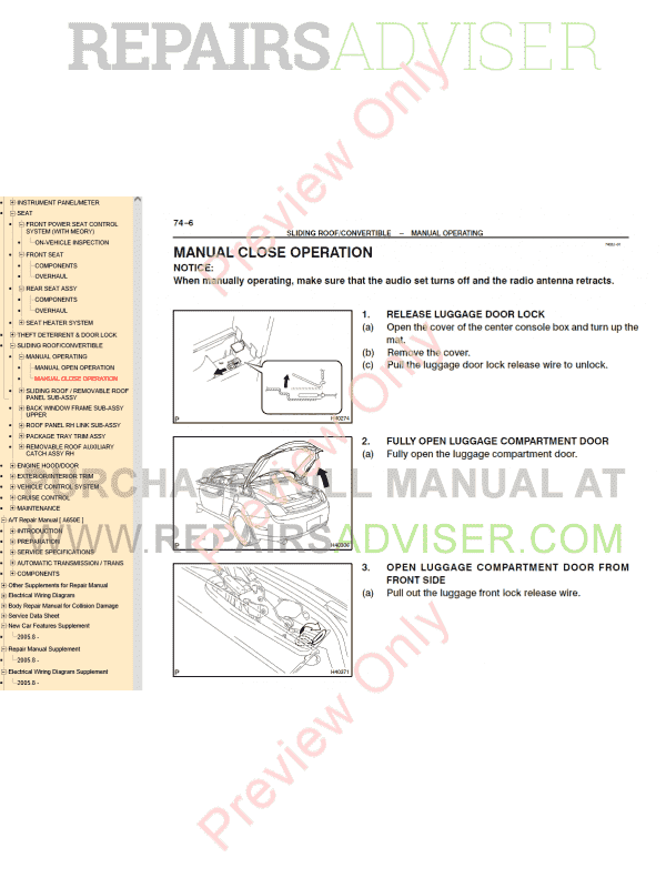Lexus sc430 pdf manual download lexus sc430 pdf manual manuals for cars by repairsadviser asfbconference2016 Image collections