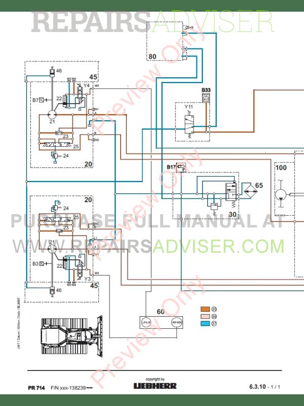 Liebherr 934 Wiring Diagram - Wiring Schematics on