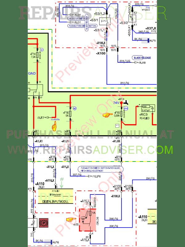 liebherr pr 736 crawler dozer service manual pdf, manuals for heavy  equip  by www