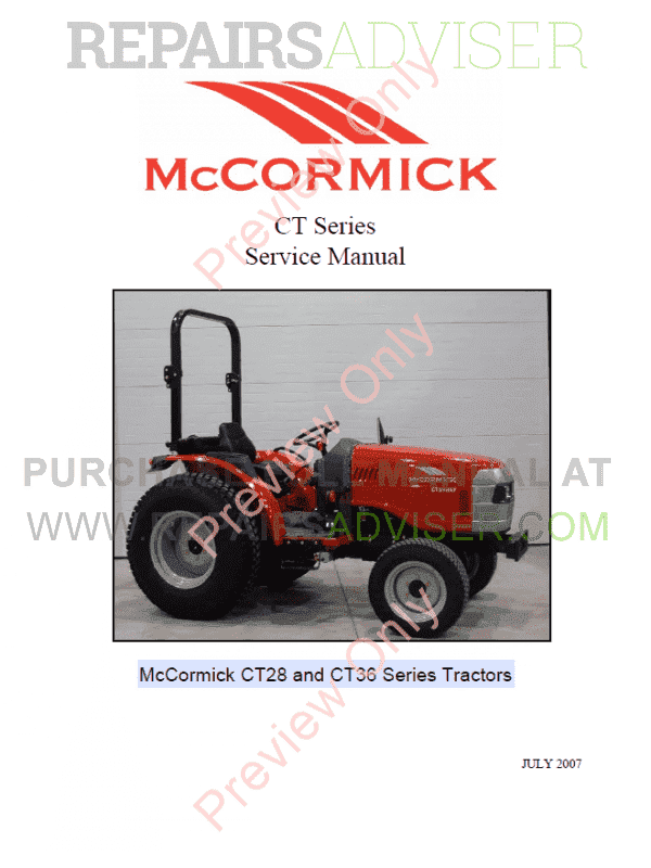 i38rfa includes troubleshoot detailed wiring diagrams, fitting intended  quality these models: ct28, ct36  results for mccormick workshop manual