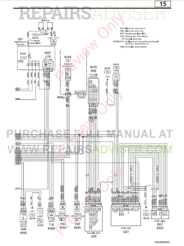 Mitsubishi Fuso manual download