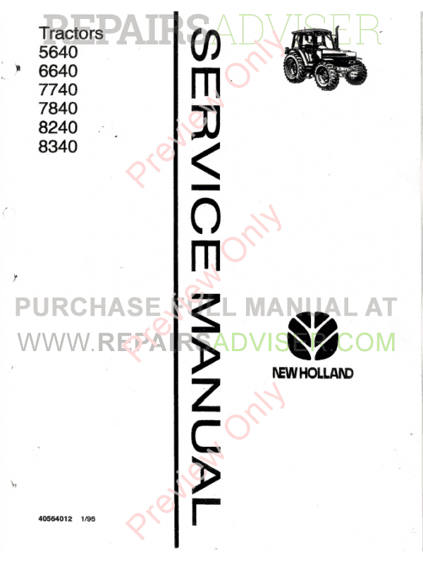 New Holland We B Construction Wiring Diagram on
