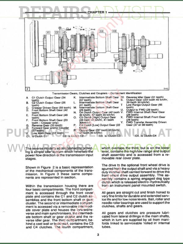 new 5640 6640 7740 7840 8240 8340 tractors service manual pdf instant