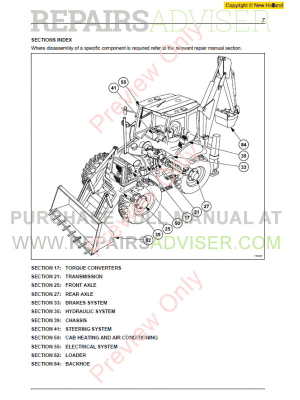 New Holland Loader Backhoe B110 and B115 PDF Repair Manual on new holland cylinder head, new holland specs, new holland drawings, new holland transmission, new holland controls, new holland skid steer, new holland lights, new holland ts110 problems, new holland serial number location, 3930 ford tractor parts diagrams, new holland service, new holland ls190 skid loader, new holland tools, new holland parts, new holland repair manual, new holland starter, new holland serial number reference, new holland boomer compact tractors, new home wiring diagram, new holland brakes,