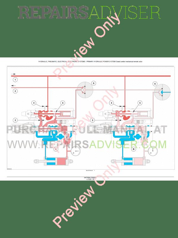 new holland t7 series tractors service manual pdf download