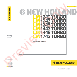 New Holland Telehandlers Lm Lm Manual Pdf X Product Related