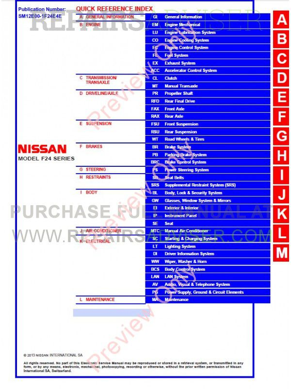 Nissan Cabstar F24 Service Manual moreover Nissan Cabstar Wiring Diagram as well Nissan Cabstar Wiring Diagram besides User Manual Or User's Manual furthermore Nissan Atleon  0 Series 1215. on nissan cabstar f24 series service manual