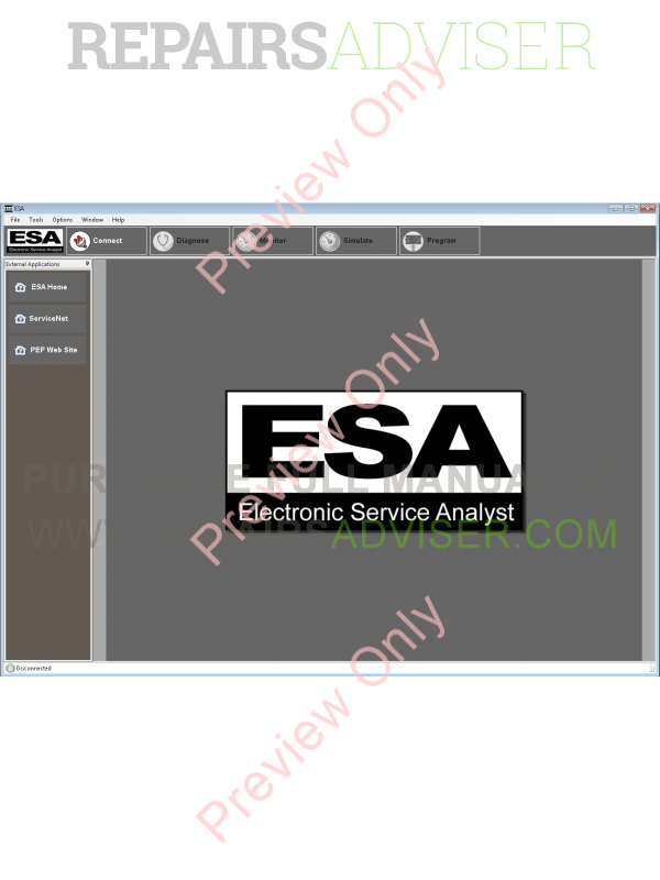 Paccar Electronic Service Analyst 5 1 18271 2 with Flash Files