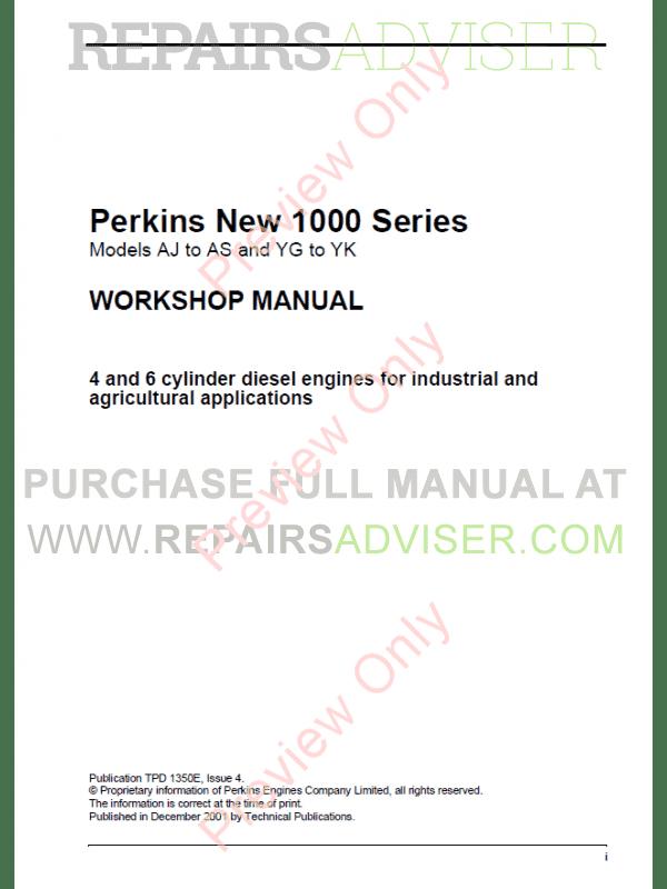 Wiring Diagram Perkins Alternator    Wiring Diagram