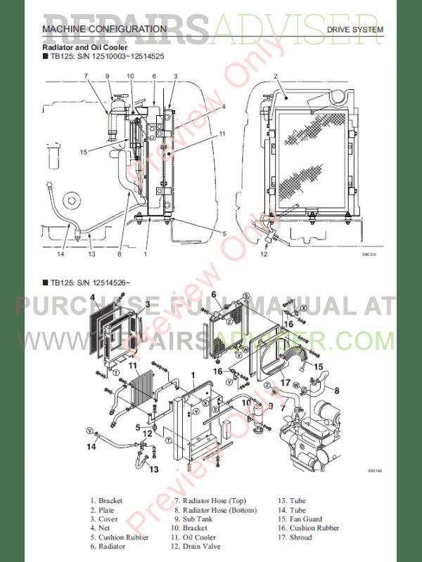 Takeuchi Tl130 Engine Wiring Schematic    Wiring Diagram