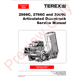 download terex parts service repair publications in pdf. Black Bedroom Furniture Sets. Home Design Ideas