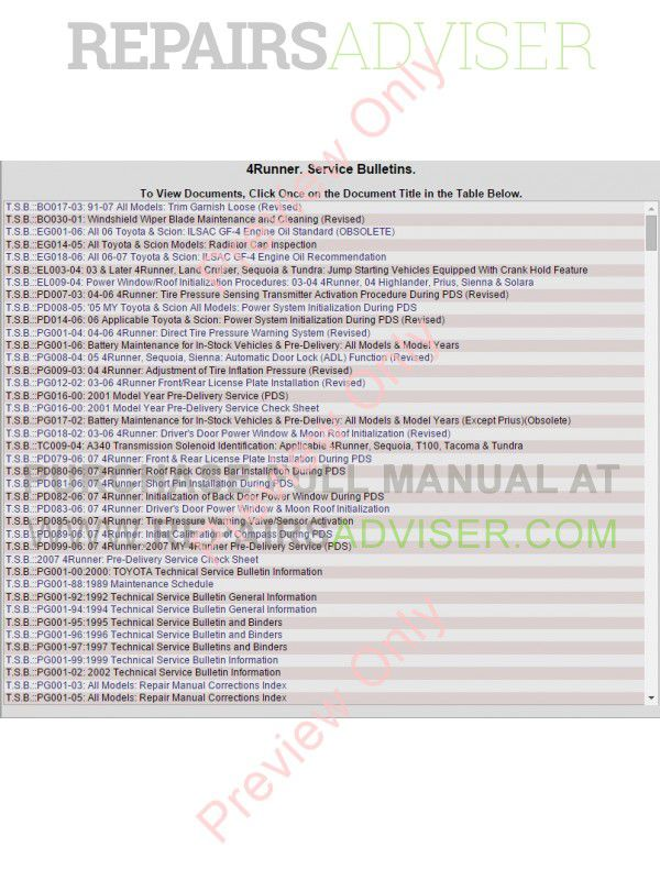 2003 toyota camry repair manual pdf free download
