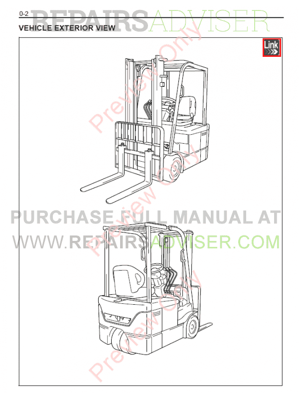 toyota forklift transmission diagram
