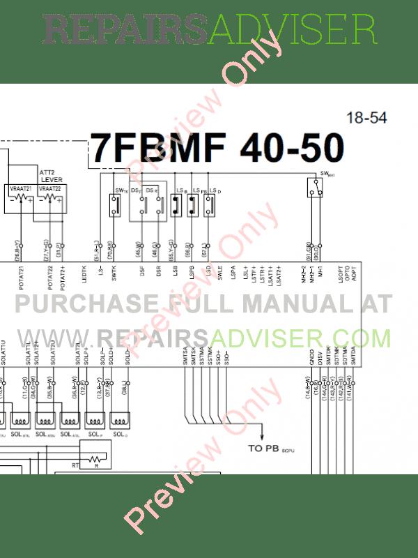 Toyota forklift wiring diagram free jeffdoedesign