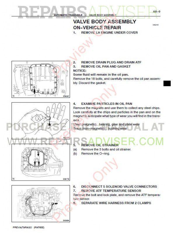 Toyota dyna wiring diagram runner