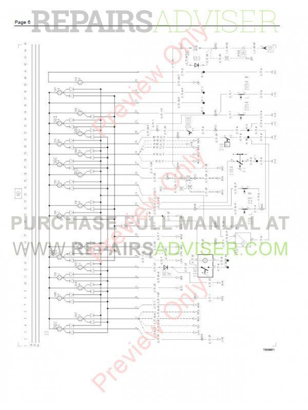 volvo truck wiring diagrams battery picture volvo trucks fl7 fl10 fl12 wiring diagram service manual ...