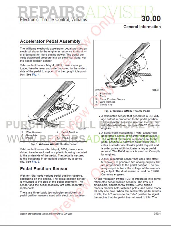 Array Western Star Trucks 4700 4800 4900 5900 6900 Work Manual Rh Repairsadviser Com