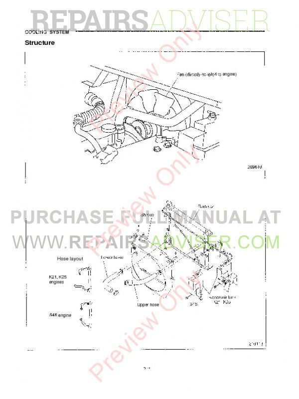 Caterpillar Lift Trucks Chassis & Mast Service Manual PDF, Caterpillar Manuals by www.repairsadviser.com