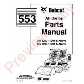 bobcat 763 includes h series for 753 service manual