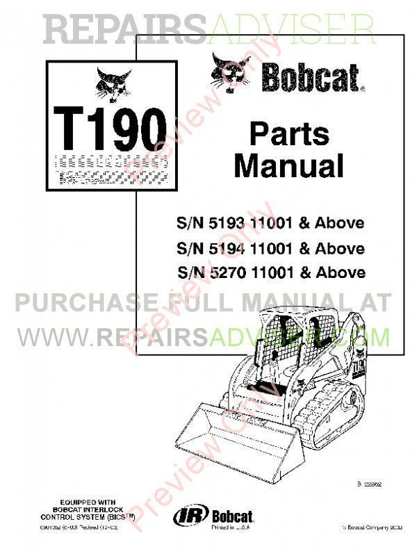 Bobcat_Parts_T190_Manual_Tracked_Skid_Steer.pdf 0 800x800 bobcat 763 wiring diagram diagram wiring diagrams for diy car bobcat 763 wiring diagram free at n-0.co